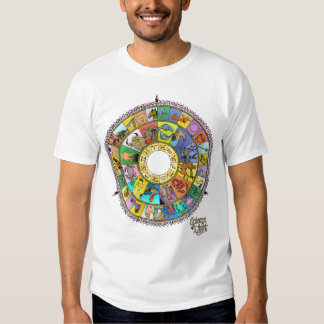 Vedic Zodiac (B) T-Shirt