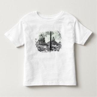 Veduta della Piazza del Popolo, c.1750 Toddler T-shirt