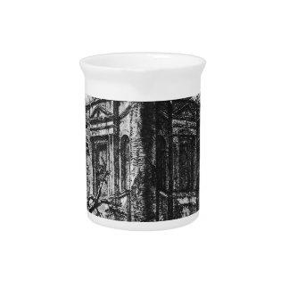 Vedute di Roma by Giovanni Battista Piranesi Beverage Pitchers