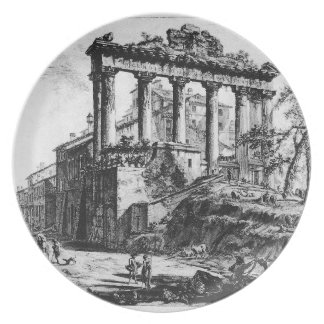 Vedute di Roma by Giovanni Battista Piranesi Plate