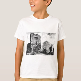 Vedute di Roma by Giovanni Battista Piranesi T-Shirt