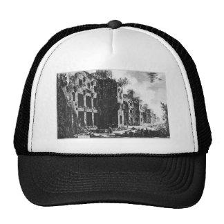 Vedute di Roma by Giovanni Battista Piranesi Trucker Hat