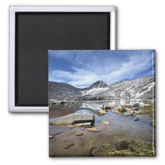 Vee Lake - Sierra Magnet