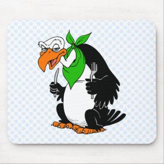 Veebie Vulture Mouse Pad