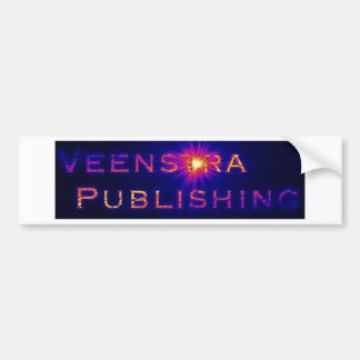 Veenstra Publishing Bumper Sticker