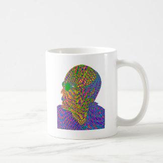 Veer Savarkar Psychedelic Coffee Mug