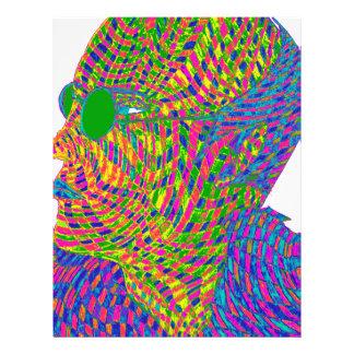 Veer Savarkar Psychedelic Letterhead