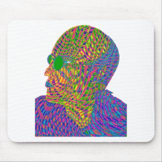 Veer Savarkar Psychedelic Mouse Pad