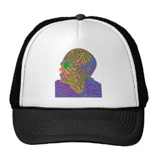Veer Savarkar Psychedelic Trucker Hat