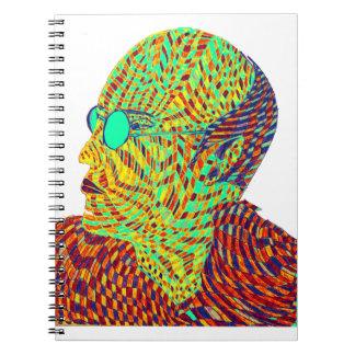 Veer Savarkar Spiral Notebook