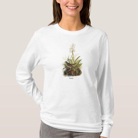 Veery, John Audubon T-Shirt
