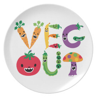 Veg Out - plate