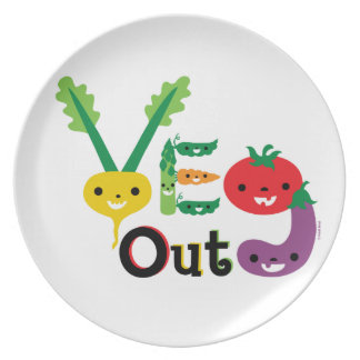 Veg Out Party Plate