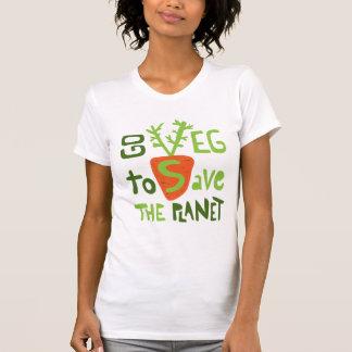 Veg Vegan Vegetarian Text Slogan t-shirt
