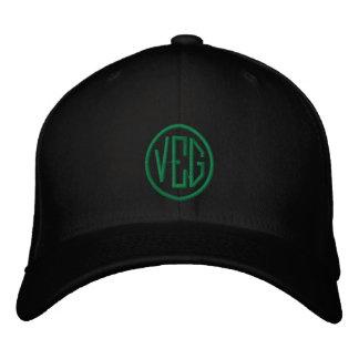 Veg - Vegetarian Emboridered Hat