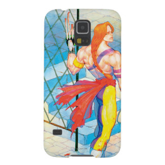 Vega After Fight Galaxy S5 Covers