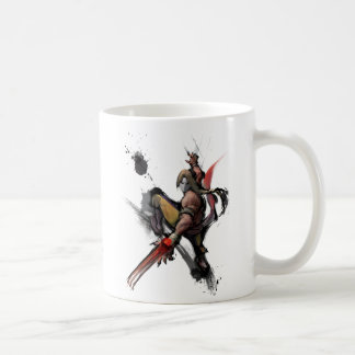 Vega Claw Mugs