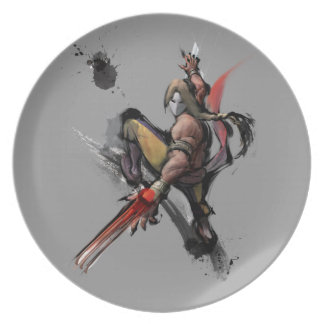 Vega Claw Party Plate