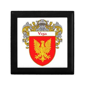 Vega Coat of Arms/Family Crest Gift Box