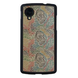 VeGa$ FrE$h tm. art co. Carved® Maple Nexus 5 Slim Case