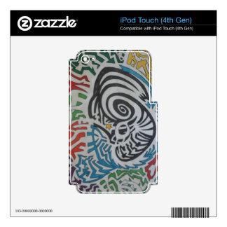 VeGa$ FrE$h tm. art co. iPod Touch 4G Skins