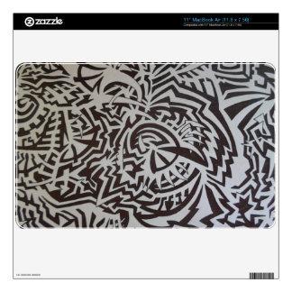 "VeGa$ FrE$h tm. art co. Skin For 11"" MacBook Air"