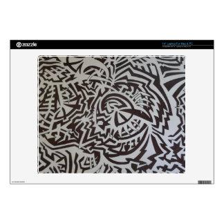 """VeGa$ FrE$h tm. art co. Skin For 14"""" Laptop"""