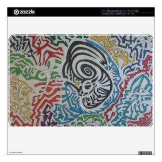 VeGa$ FrE$h tm. art co. Skin For MacBook