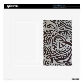 VeGa$ FrE$h tm. art co. Skins For Kindle Fire