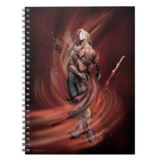 Vega Standing Notebook