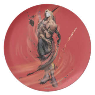 Vega Standing Dinner Plate