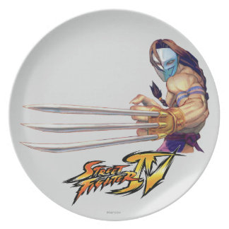 Vega With Claws Plate