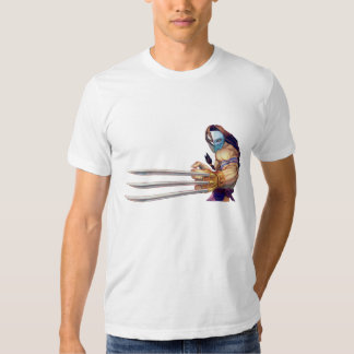 Vega With Claws T Shirt