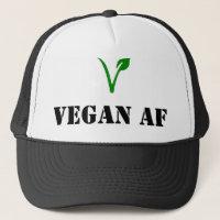 Vegan AF Trucker Hat