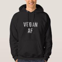 Vegan AF Workout Hoodie