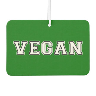 Vegan Air Freshener