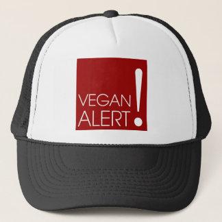 Vegan Alert Trucker Hat