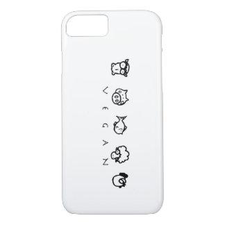 Vegan Animal Phone iPhone 7 case