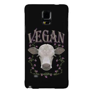 Vegan - animales quieren vivir funda galaxy note 4