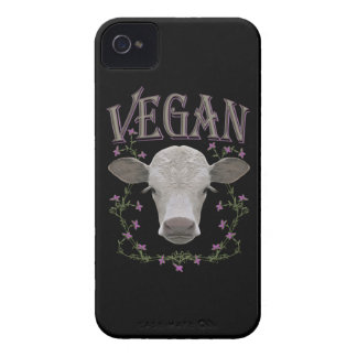 Vegan - animals want to live iPhone 4 case
