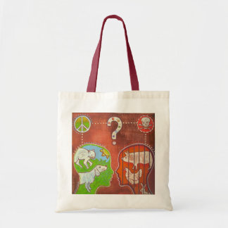 Vegan anti speciesism tote bag