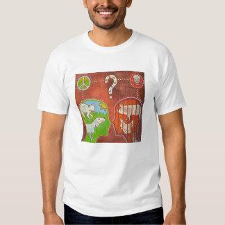 Vegan anti speciesism tshirts