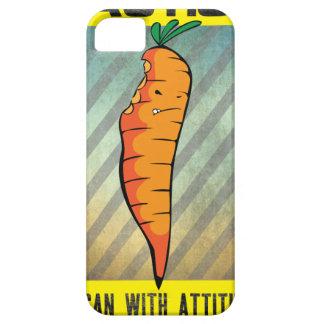 VEGAN ATTITUDE iPhone SE/5/5s CASE