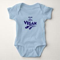 vegan baby bodysuit