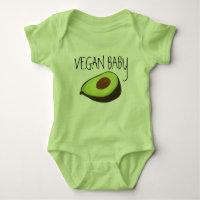 Vegan Baby One-piece Baby Bodysuit