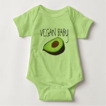 Vegan Baby One-piece Baby Bodysuit