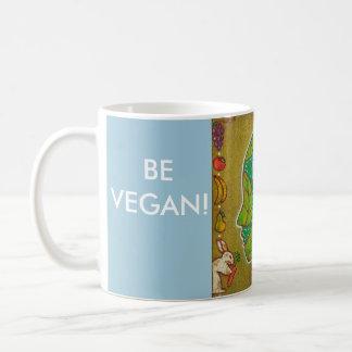 Vegan Be happy Mug