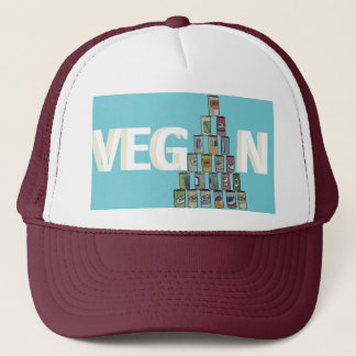Vegan Beans and Beers Hat