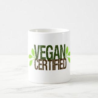 Vegan Certified Coffee Mug