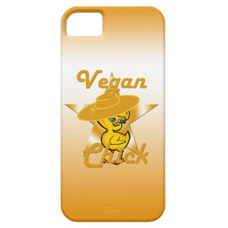 Vegan Chick #10 iPhone 5 Covers
